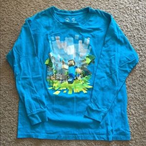 Other - Minecraft Long sleeve